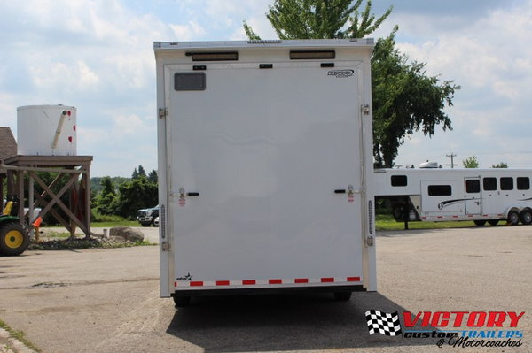 2019 Bravo 28' Sprint Car Trailer For Sale In Metamora, MI