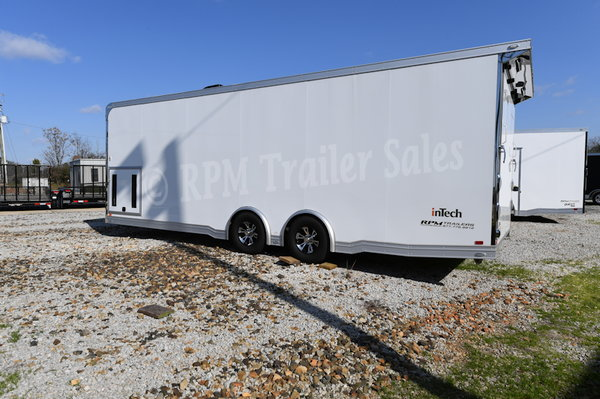 Used 2019 24' inTech Aluminum Trailer