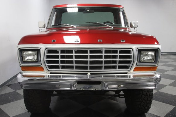 1979 Ford F-150 Ranger 4X4  for Sale $29,995