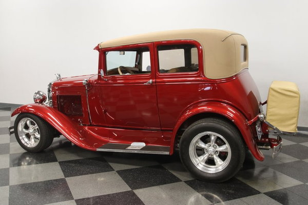 1931 Ford Model A Street Rod  for Sale $70,995