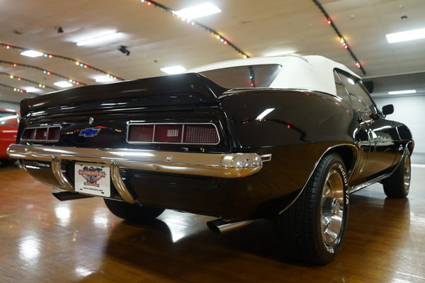 1969 Chevrolet Camaro  for Sale $54,900