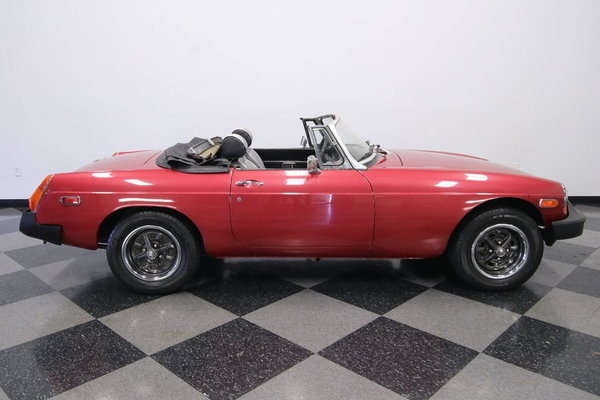 1975 MG MGB  for Sale $8,995