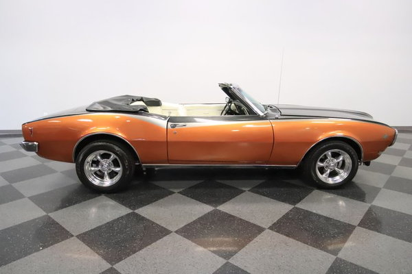 1968 Pontiac Firebird Convertible  for Sale $43,995
