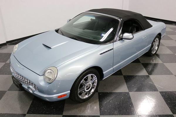 2004 Ford Thunderbird  for Sale $18,995