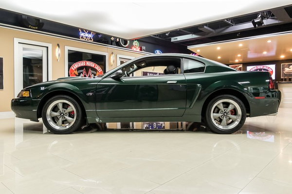 2001 Ford Mustang Bullitt  for Sale $36,900