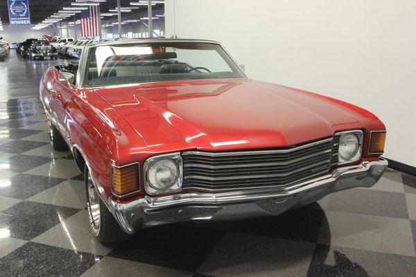 1972 Chevrolet Chevelle  for Sale $31,995
