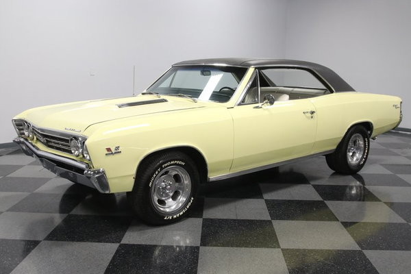 1967 Chevrolet Chevelle SS  for Sale $44,995