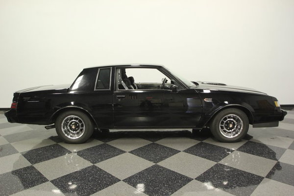 1987 Buick Grand National  for Sale $28,995