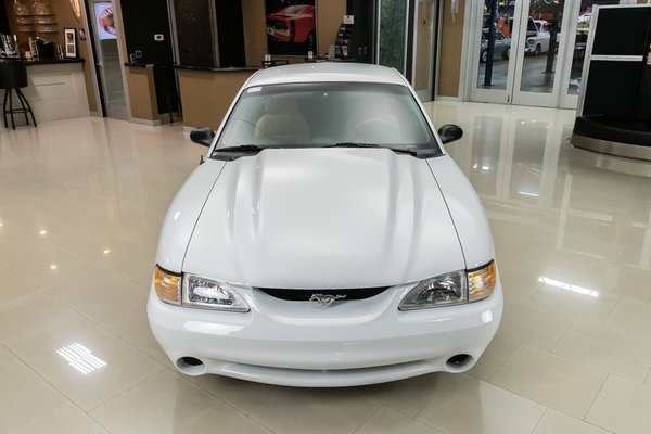 1995 Ford Mustang Cobra R  for Sale $49,900