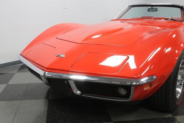 1969 Chevrolet Corvette L46 Convertible  for Sale $35,995
