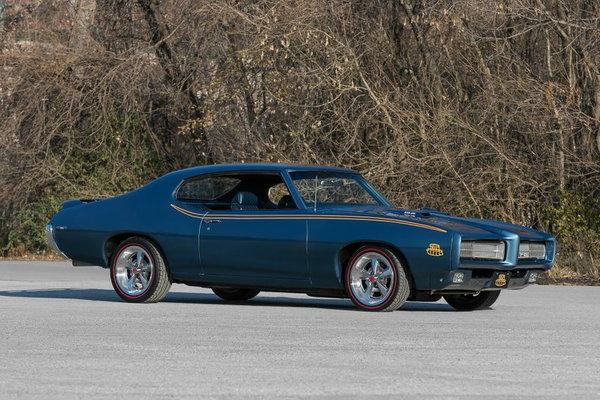 1969 Pontiac GTO Judge  for Sale $59,995