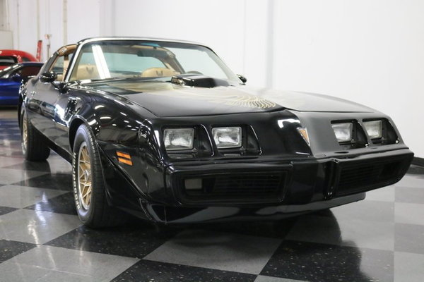 1981 Pontiac Firebird Trans Am  for Sale $29,995