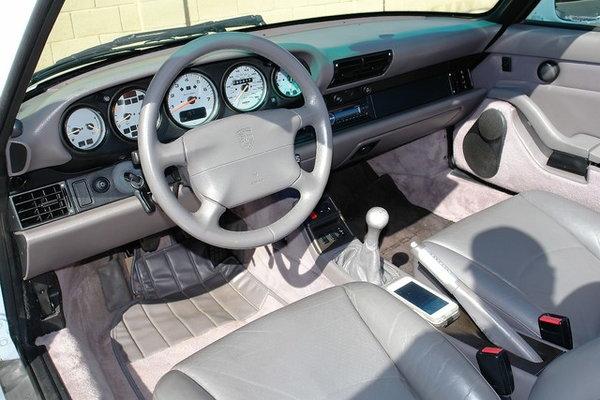 1997 Porsche 911 Carrera  for Sale $44,950