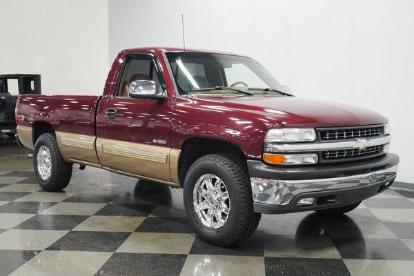 1999 Chevrolet Silverado Z71  for Sale $25,995