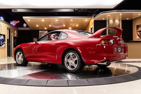 1994 Toyota Supra Twin Turbo  for Sale $139,900