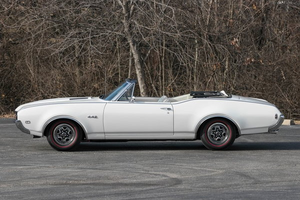 1968 Oldsmobile 442 W-30  for Sale $69,995