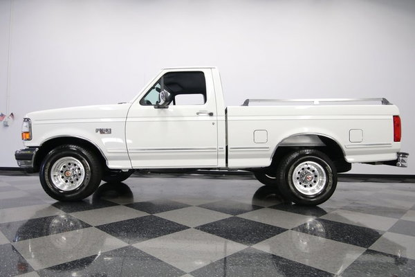 1992 Ford F-150 XLT  for Sale $19,995