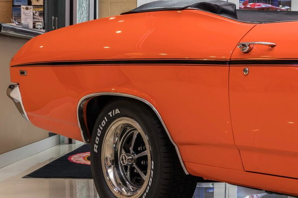 1969 Chevrolet Chevelle Convertible  for Sale $76,900