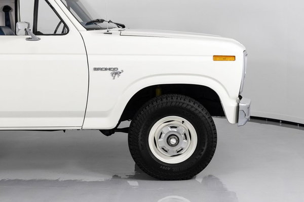 1981 Ford Bronco  for Sale $26,995