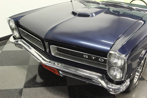 1965 Pontiac GTO Tribute Convertible  for Sale $59,995