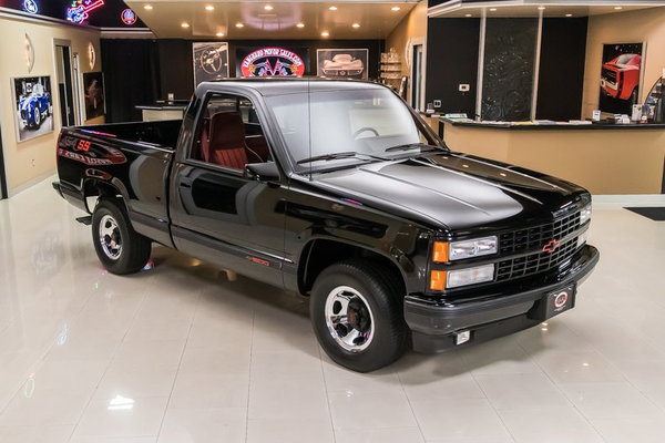 1990 Chevrolet C1500 454 SS Pickup  for Sale $54,900