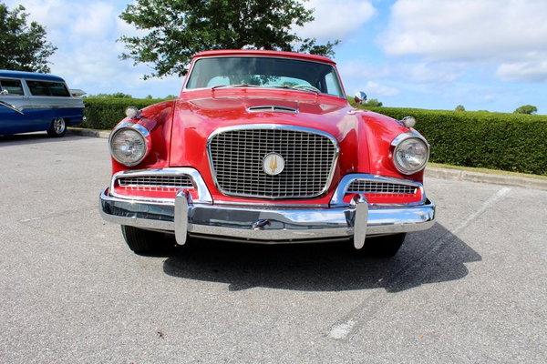 1958 Studebaker Silver hawk  for Sale $37,500