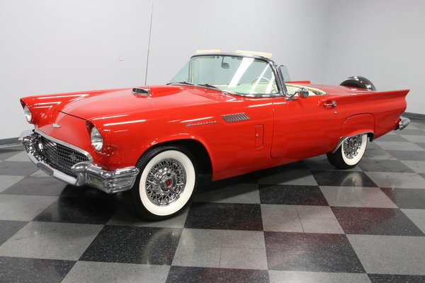 1957 Ford Thunderbird  for Sale $38,995