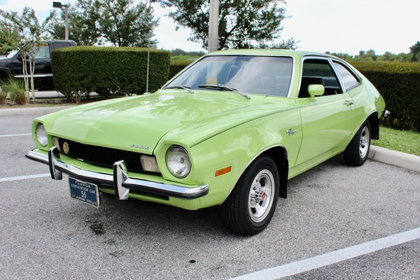 1971 Ford Pinto Runabout for Sale in SARASOTA, FL   RacingJunk