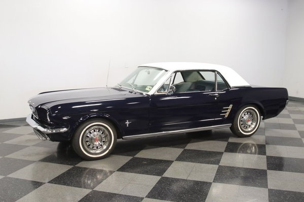 1966 Ford Mustang Coupe  for Sale $24,995
