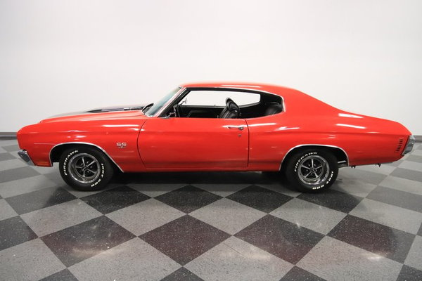 1970 Chevrolet Chevelle SS 454  for Sale $41,995
