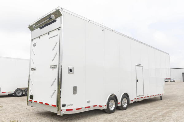 2020 ATC Trailers 40' Gooseneck Sprint Car Trailer