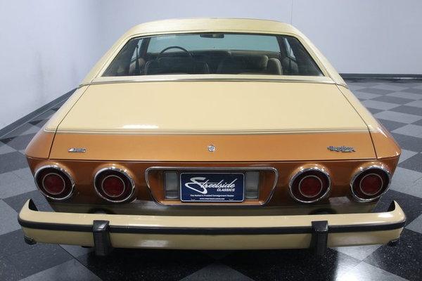 1977 AMC Matador Barcelona Edition  for Sale $20,995