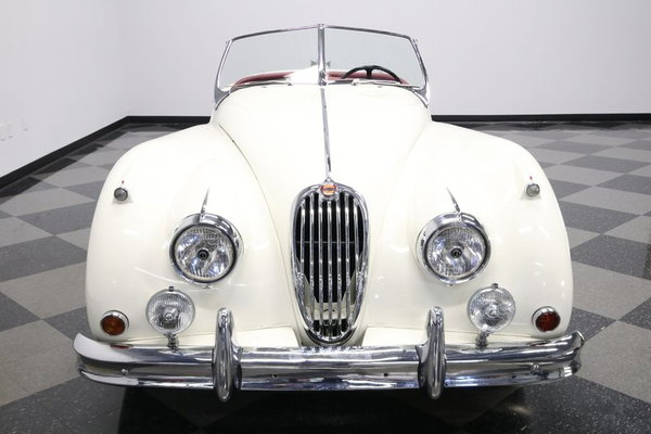 1956 Jaguar XK140 Roadster MC  for Sale $109,995