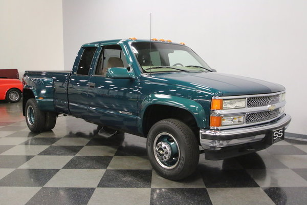 1998 Chevrolet 3500 Dually 4X4  for Sale $22,995