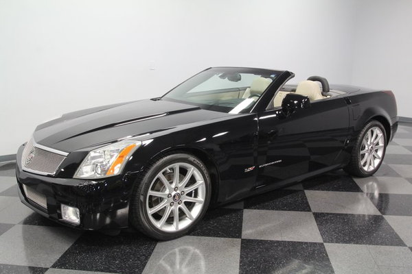 2006 Cadillac XLR-V  for Sale $43,995