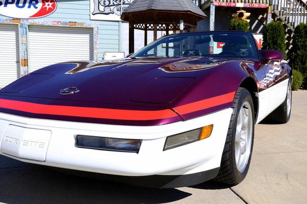 1995 Chevrolet Corvette Pace Car  for Sale $29,995