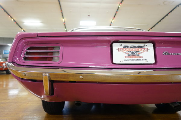 1970 Plymouth Barracuda  for Sale $39,900
