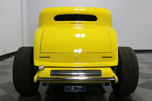 1932 Ford 3-Window Coupe  for Sale $57,995