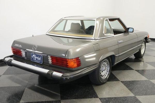 1983 Mercedes-Benz 380SL  for Sale $9,995