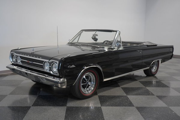1967 Plymouth Satellite Convertible  for Sale $49,995