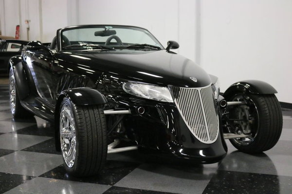 1999 Plymouth Prowler  for Sale $27,995