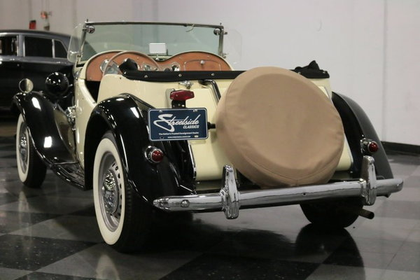 1953 MG TD  for Sale $27,995