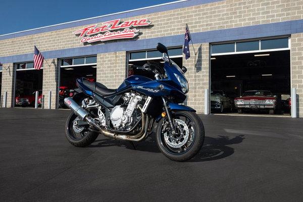 2009 Suzuki Bandit 1250S  for Sale $5,495