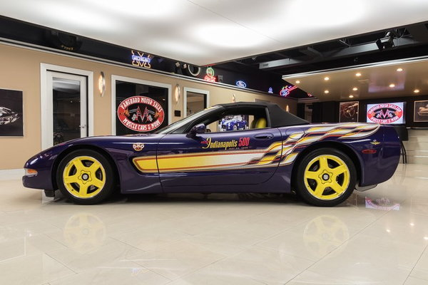 1998 Chevrolet Corvette Indianapolis 500 Pace Car Convertibl  for Sale $34,900