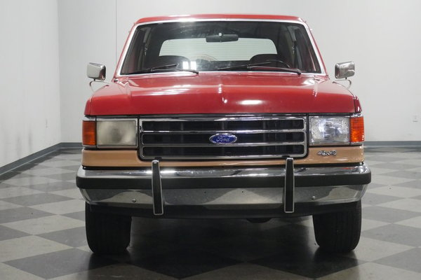 1989 Ford Bronco XLT 4X4  for Sale $26,995