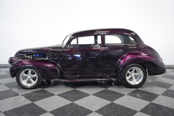 1940 Chevrolet Master Deluxe Supercharged  for Sale $29,995