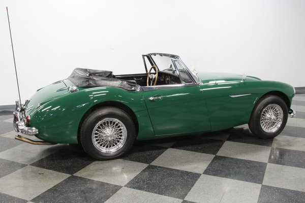 1965 Austin Healey 3000 Mark III BJ8  for Sale $56,995