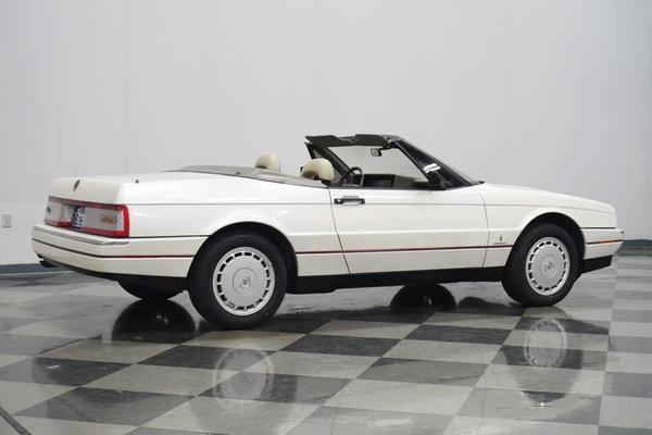 1992 Cadillac Allante  for Sale $15,995
