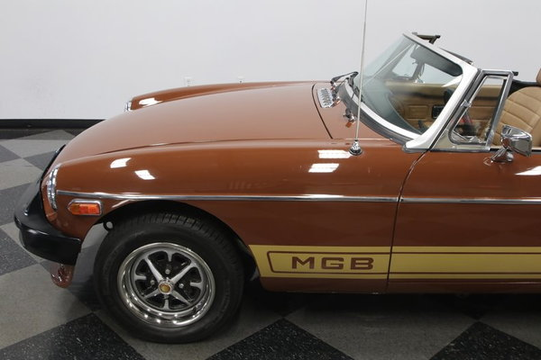 1979 MG MGB  for Sale $12,995