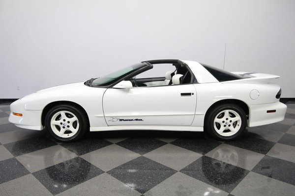 1994 Pontiac Firebird Trans Am 25th Anniversary Edition  for Sale $17,995